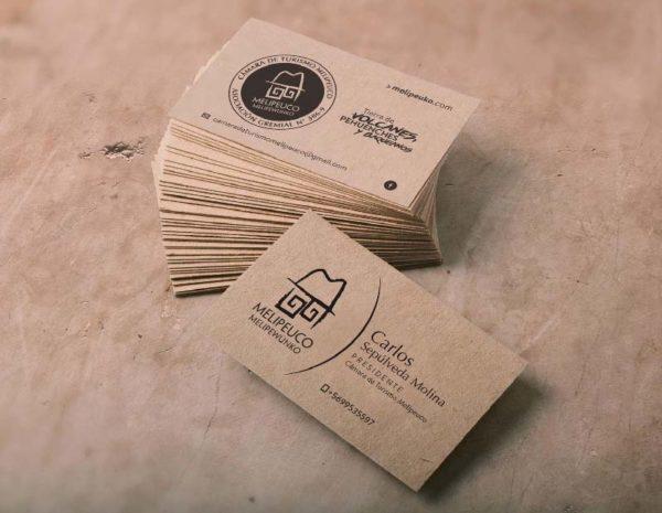 tarjetas reciclado